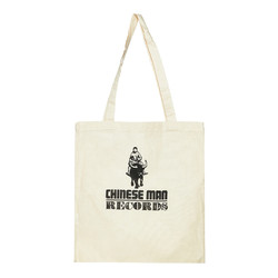 Chinese Man - Chinese Man Records Totebag