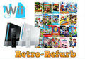 Nintendo Wii Games Family Fun - Action - Adventure - Puzzle - Childrens - Racing