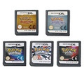 Pokemon Platin Diamond Pearl Heartgold Soulsillver EUR auf Englisch DS 3DS NDS