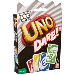 Mattel Games UNO Action, Kartenspiel