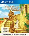 Gebr. - The Girl and the Robot Deluxe - [PlayStation 4]
