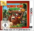 Gebr. - Donkey Kong Country Returns 3D - Nintendo Selects - [3DS]