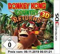 Gebr. - Donkey Kong Country Returns 3D
