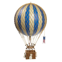 Royal Aero Air Balloon, Blue